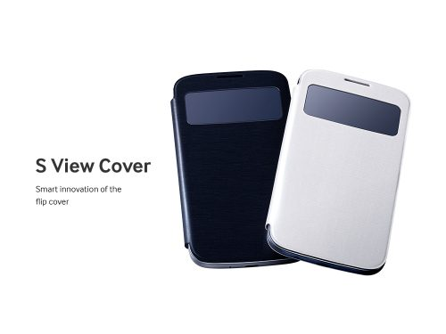 Samsung S-View Cover for Galaxy S4