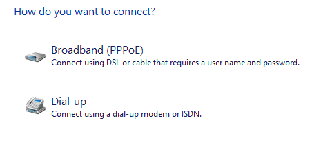 how do you want to connect win8
