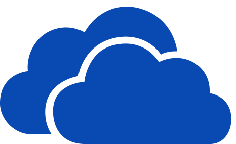 ms onedrive skydrive logo