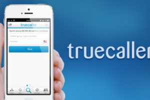 Truecaller splash