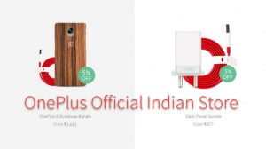 OnePlus Store in India Listings