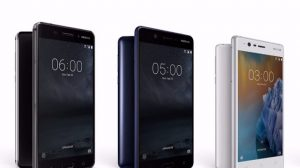 Nokia 6 nokia 5 and nokia 3 all