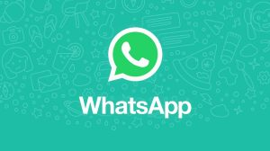 The logo of WhatsApp Messenger