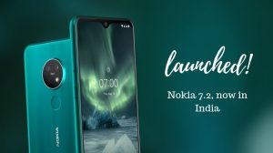 Nokia 7.2 launched in India