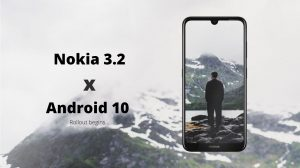 Nokia 3.2 gets Android 10 update