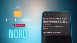 Bootloader Unlock for OnePlus Nord