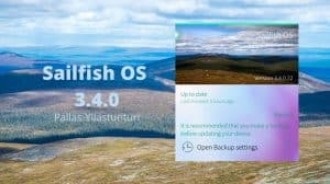 Sailfish OS 3.4.0
