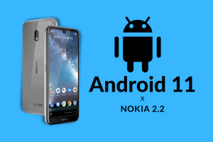 Nokia 2.2 gets Android 11